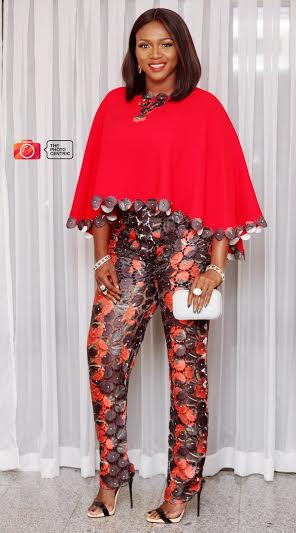 waje dazzles in red amillionstyles.com fifty1