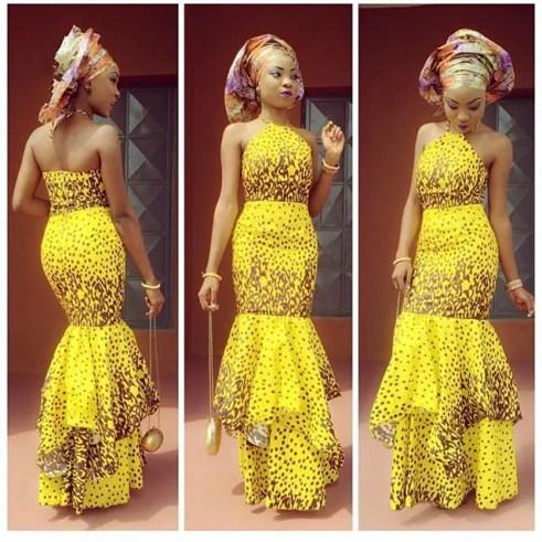10 beautiful asoebi and ankara styles jewel-amillionstyles.com