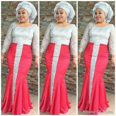 10 stunning asoebi style @empressemani amillionstyles