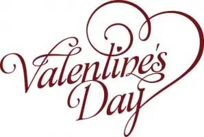 valentine_day_art_text_design_vector_536622