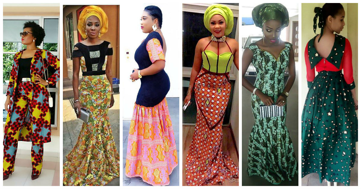 10 Extravagant Ankara Styles You 39 Ve Got To Rock