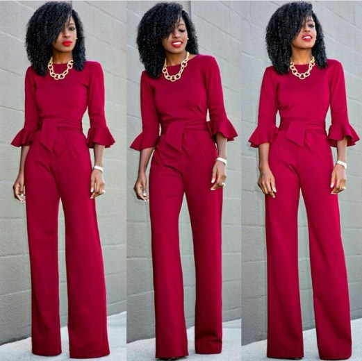 Jumpsuit Styles We Find Fascinating amillionstyles.com @loft324