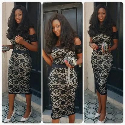 Dazzling Fashion For Church amillionstyles.com @ebinabomb