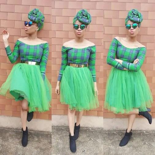 Dazzling Fashion For Church amillionstyles.com @wendu_nwando