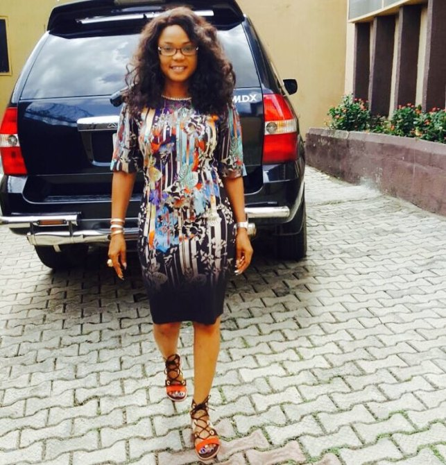 10 Stylish Plain Or Patterned Dresses for Church amillionstyles.com   @iyaboojo