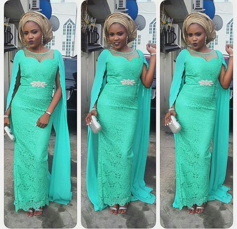 10 Outstanding  Aso Ebi Attire Slayed In A Million Styles. @legallysultry