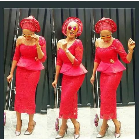 11 Glamorous Asoebi Styles on amillionstyles.com @yomisummerhues