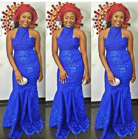 10 Amazing Latest Aso Ebi Styles Lace Inspired Lookbook #3 @rootilicious