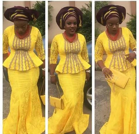 Glamour Wedding Pictures Of Seun Akindele amillionstyles @empressnjamah