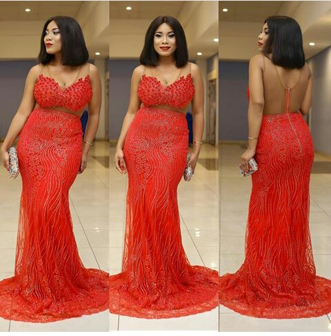 Stunning Dinner Gown You Should Try On - Amillionstyles @zynnellzuh