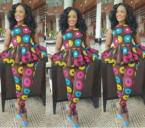 6 Pant Trousers & Jumpsuit In Ankara Styles. Amillionstyles.com  @iamnini1