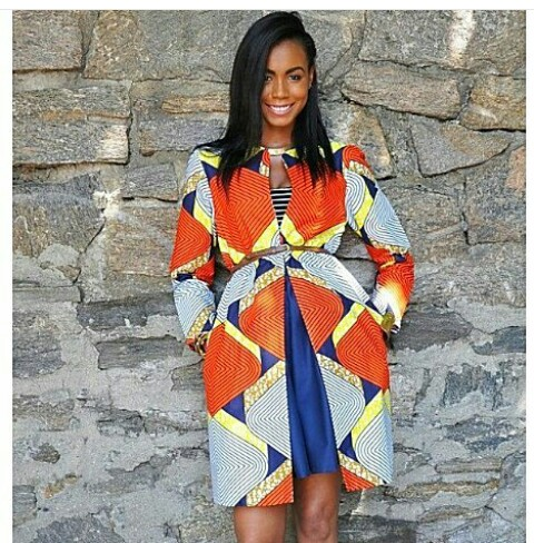 Superb Ankara Styles That Will Wow You - Amillionstyles @inspiredby_africa