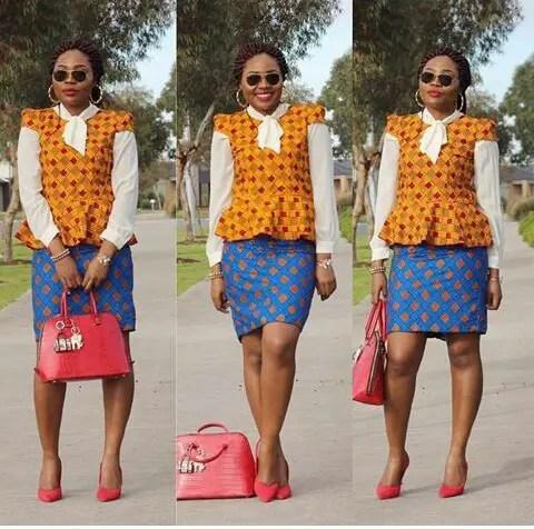 Superb Ankara Styles That Will Wow You - Amillionstyles @thebeningirl