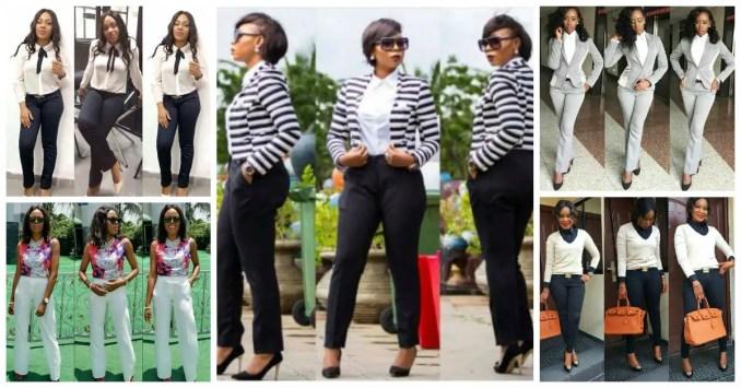 Fashionistas Office Lookbook 9 amillionstyles