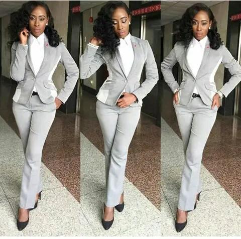 Fashionistas Office Lookbook 9 amillionstyles @may_rebel_