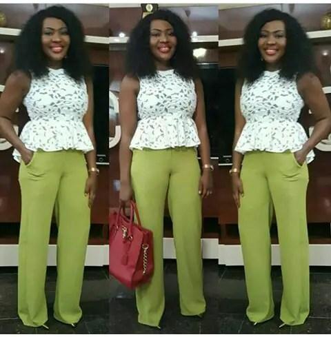 Fashionistas Office Lookbook 9 amillionstyles @stylebyoma