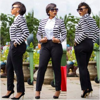 Fashionistas Office Lookbook 9 amillionstyles @therealrhonkefella