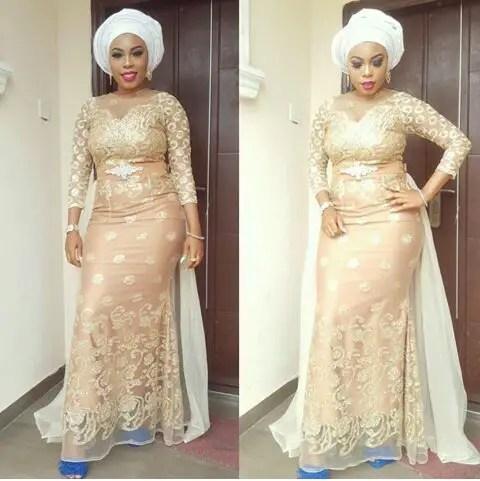 Asoebi Lace amillionstyles.com @cassie_hair