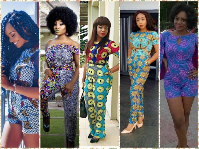 ankara jumpsuit styles 2016 amillionstyles cover