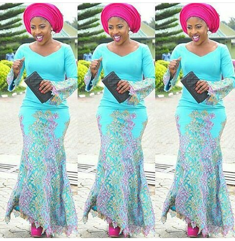 Beautiful And More Aso Ebi Styles amillionstyles.com @krystyvannsmallz