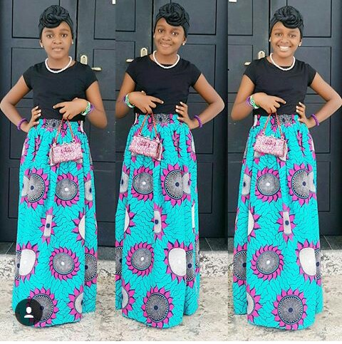 Amazing Polka Dots Prints And Patterned Outfit amillionstyles @sassy_id