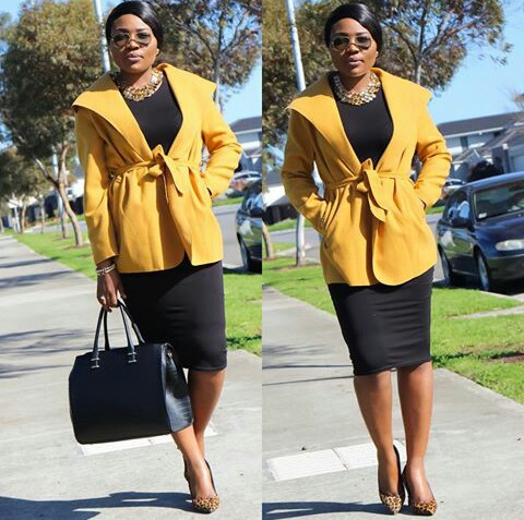 Spice Up Your Church Outfit In A Million Styles @thebeningirl