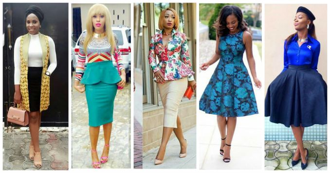 Spice Up Your Church Outfit In A Million Styles