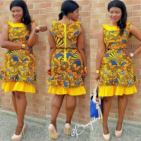 Nigerian everyday fashion