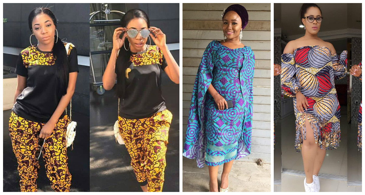 Dazzle your Eyes With The Latest And Stunning Ankara Styles.