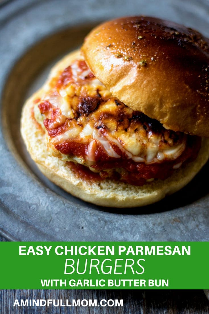 Large Of Grilled Chicken Parmesan