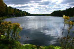 Озеро в штате Мичиган