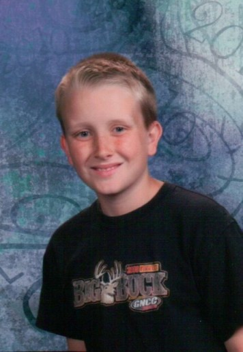 Zack Mayo September 17, 1998 - May 28, 2011Cause of death - liver cancer