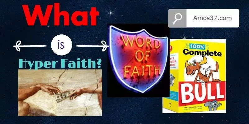 What is Hyper Faith Complete Bull Exposed