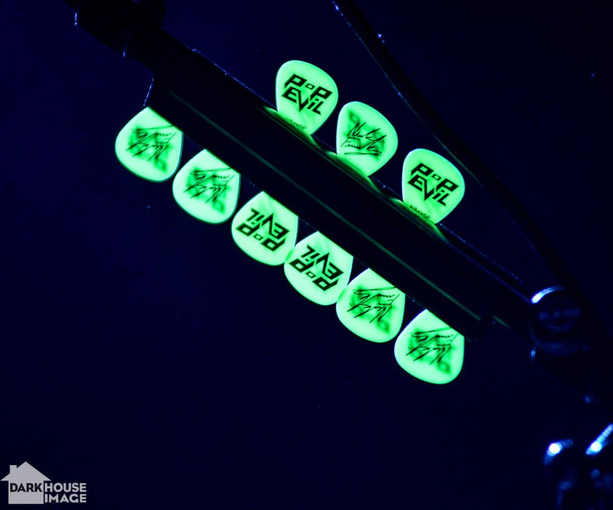 Pop Evil/Drayter/Stone Sour/Stolen Babies: House Of Blues -  Dallas, TX - 2/13/14
