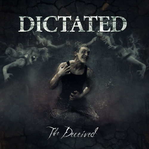 DICTATED CD ART