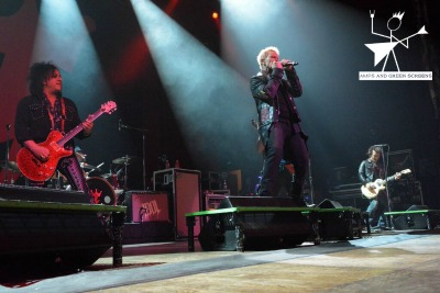 Billy Idol: Dancing With House Of Blues Dallas!! - 10/8/15
