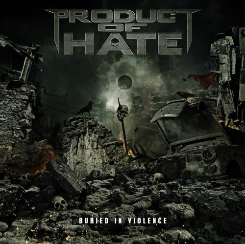 PRODUCT OF HATE COVER 2