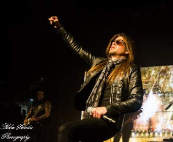 Queensrÿche: Condition Hüman Live At The TLA!! - Philadelphia, PA