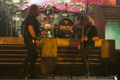 Megadeth: Closing Dystopia With Amon Amarth, Metal Church, and Butcher Babies!! - BB&T Pavilion - Camden, NJ