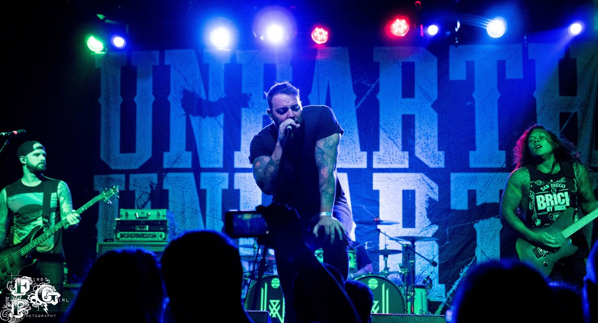 PHOTO GALLERY: Wovenwar/Darkness Divided/Asylum - The Rail Club - Fort Worth, TX 10/20/16