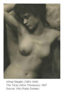 Alfred-Stieglitz-Torso-Miss-Thompson-1907