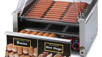Hot Food Merchandisers