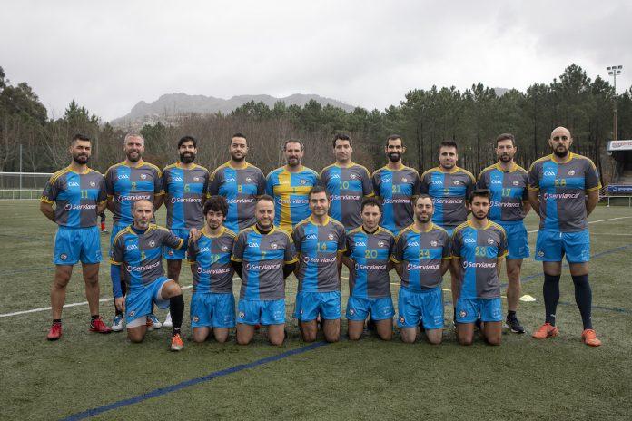 El Turonia de Fútbol Gaélico presenta sus nuevas equipaciones Amura Sport