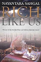 Rich Like Us - Nayantara Sahgal