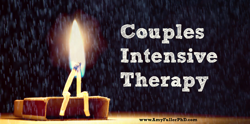 Couples Intensive Treatment