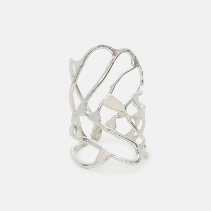 Leaf-Ring-Sterling