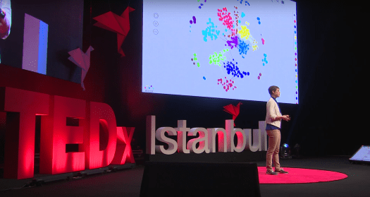 Amy Robinson TEDxIstanbul TEDx Music