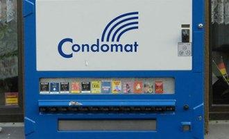 Condom-Machine