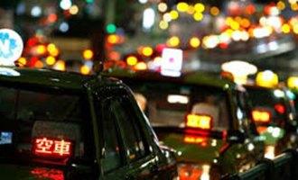 Japan-cab