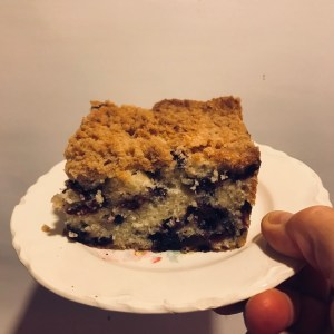 blueberry cake 2020